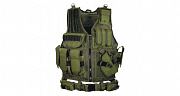 Leapers UTG Law Enforcement Tactical Vest Olive