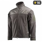 M-Tac куртка Hexagon Alpha Microfleece Jacket Olive