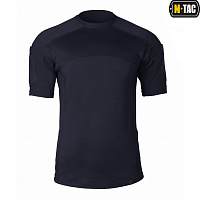 M-Tac футболка Elite Tactical Dark Navy Blue
