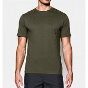 Under Armour футболка Tactical Charged Cotton Marine Od Green