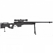Well AWF gas rifle (with scope & bipod)