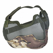 Emerson V2 Strike Steel Half Face Mask Multicam