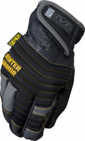 Mechanix Winter Armor Gloves Black