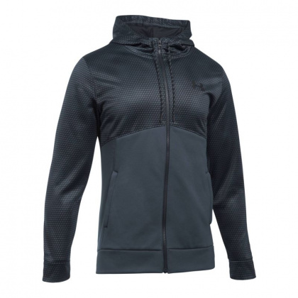 Under Armour толстовка Storm Armour Fleece Full Zip Stealth Grey
