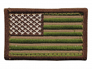 Condor USA Flag Velcro Patch Multicam