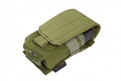Combat Gear M14 Single Mag Pouch OD