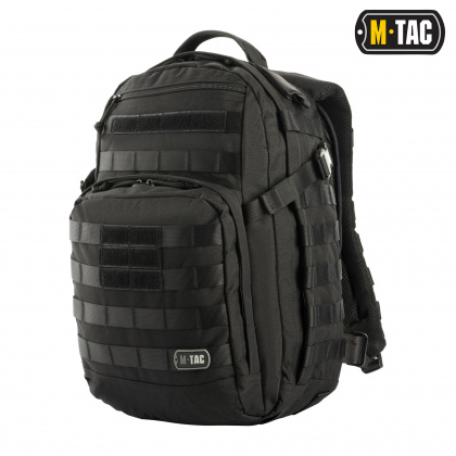 M-Tac рюкзак Scout Pack Black
