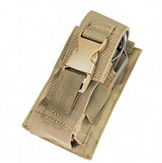Condor Single Flashbang Pouch Tan
