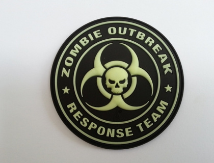JTG Zombie Outbreak Response Team Patch GID