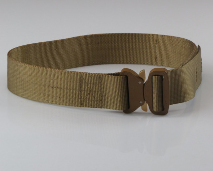 Condor Cobra Tactical Belt Tan