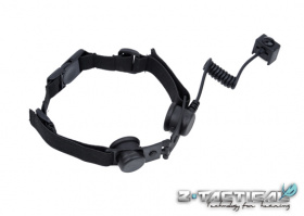 Element Throat Mic Adapter (only for Z029) Black
