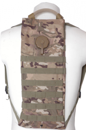 RT Multicam MOLLE Hydration Pack