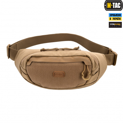 M-Tac сумка Waist Bag Elite Coyote