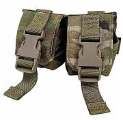 Flyye Double Frag Grenade Pouch Multicam