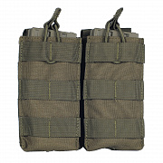 Condor Double Open-Top M4 Mag Pouch OD