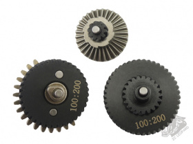 ZC Leopard 100:200 CNC Integrated Gear Set