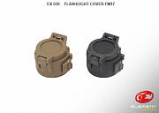 Element Flashlight Cover FM17 TAN