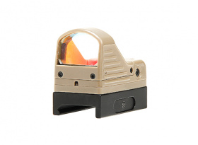 Element Insight MRDS Red Dot Sight TAN