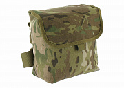 Highlander Drop Leg Dump Pouch Multicam