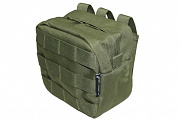 CA Large Utility Pouch OD Green