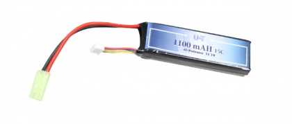 CA 1100mAH 11.1V Li-Po battery