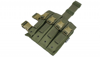 CA Thigh Magazine Pouch OD Green
