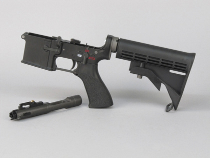 WE HK416 Lower & Bolt Complete Set (Open Bolt)