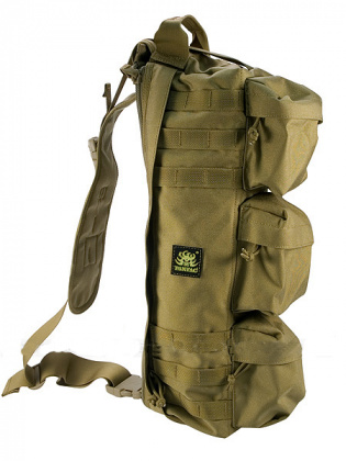 Pantac Go Bag Coyote Brown