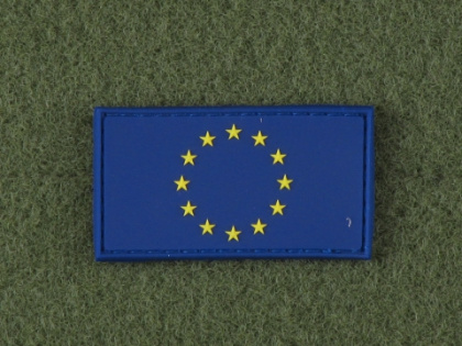 JTG EU Flag Patch Fullcolor