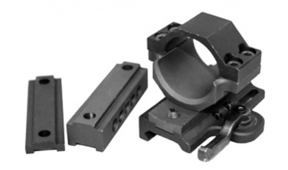 CA 30mm Red Dot Sight QD Mount