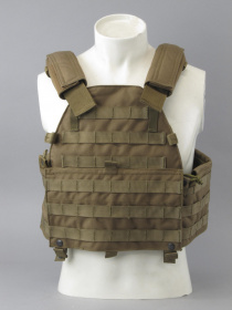 Pantac LBT6094 Plate Carrier Coyote Brown M