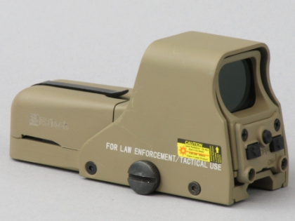 China made EOTech 552 Red/Green Sight TAN