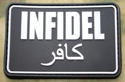JTG Infidel Small Patch SWAT