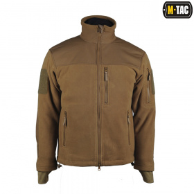 M-Tac куртка Alpha Microfleece Jacket Coyote