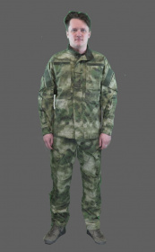 Skif Tac костюм Tactical Patrol Uniform A-TACS FG