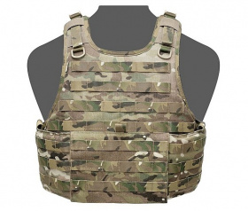 WAS RICAS Compact Base Plate Carrier Multicam