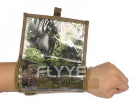 Flyye Tactical Arm Band Khaki