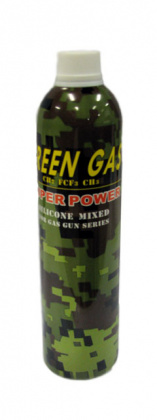 Super Power Green Gas 1 л.