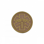 China made Paramedic 3D PVC Patch