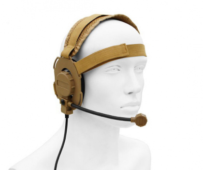 Element Z-Tac Bowman Evo III Headset DE