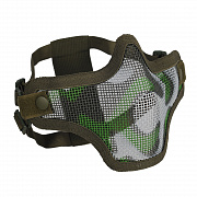 Emerson Strike Steel Half Face Mask Jungle