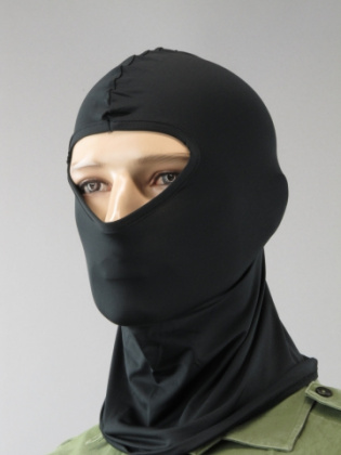 G&G facemask (black)