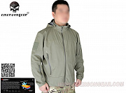 Emerson Outdoor Light Tactical Soft Shell Jacket FG