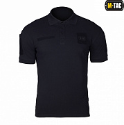 M-Tac поло Elite Tactical 100% Х/Б Dark Navy Blue