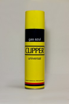 Газ бутановый CLIPPER 250 ml.