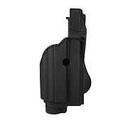 IMI Plastic Holster TLH Level 2 Glock 17/19