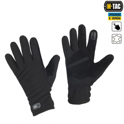 M-Tac перчатки Winter Tactical Windblock 380 Black (сорт 2)