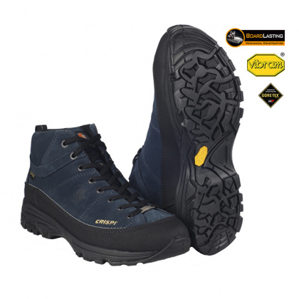 Crispi ботинки A.Way GTX Leather синие