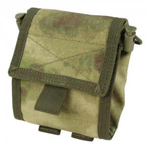 Condor Roll-Up Utility Pouch A-TACS FG