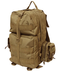 CA Tactical Pack Classic III Khaki